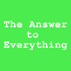 The-answer-green